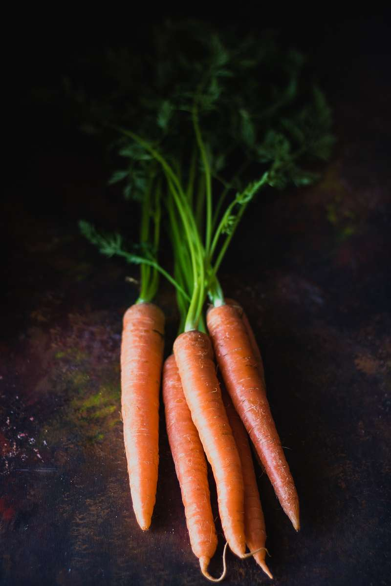 Carote per gli hot cross bun | Carrots for hot cross buns